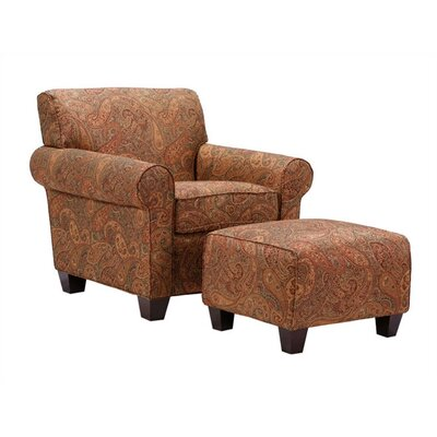 Westfield Chair and Ottoman