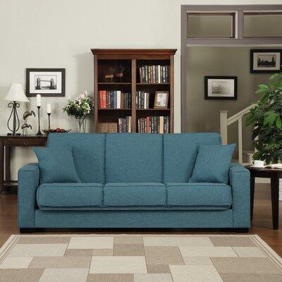 Handy Living Puebla Convert-a-Couch Full Convertible Sofa