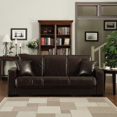 Handy Living Puebla Convert-a-Couch® Full Sleeper Sofa