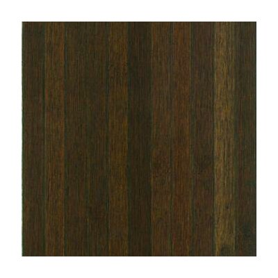 "Naturesort 20"" Bamboo Floor Tile Flooring in Dark Brown"