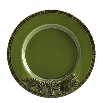 BonJour Sierra Pine Salad Plate Set