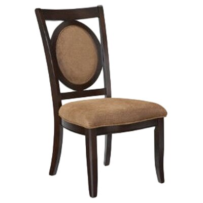 <strong>Steve Silver Furniture</strong> Montblanc Side Chair