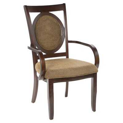 Steve Silver Furniture Montblanc Arm Chair