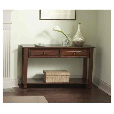 <strong>Steve Silver Furniture</strong> Mason Console Table