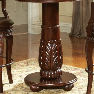 Steve Silver Furniture Antoinette Pub Table with Optional Stools