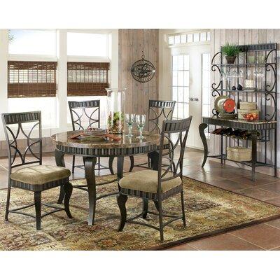 Steve Silver Furniture Hamlyn Dining Set