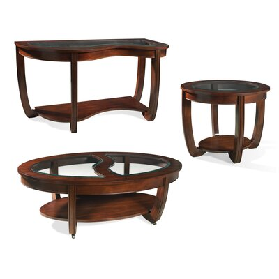 Steve Silver Furniture London Coffee Table Set