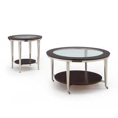 Steve Silver Furniture Norton Coffee Table Set