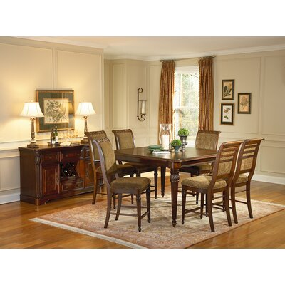 Steve Silver Furniture Sonoma Counter Height Dining Table
