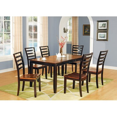 Steve Silver Furniture Abaco 7 Piece Dining Set