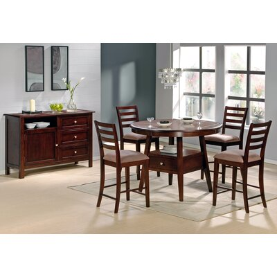 Steve Silver Furniture Haley Counter Height Dining Table
