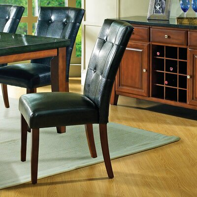 Steve Silver Furniture Granite Bello Parsons Chair