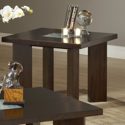 Steve Silver Furniture Delano End Table