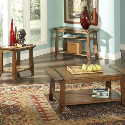 Steve Silver Furniture Harrison Coffee Table Set