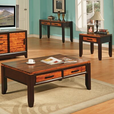 Steve Silver Furniture Abaco Coffee Table Set