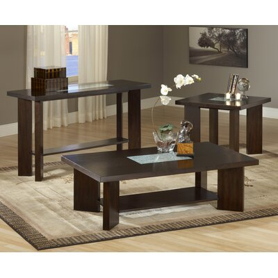 Steve Silver Furniture Delano Coffee Table Set