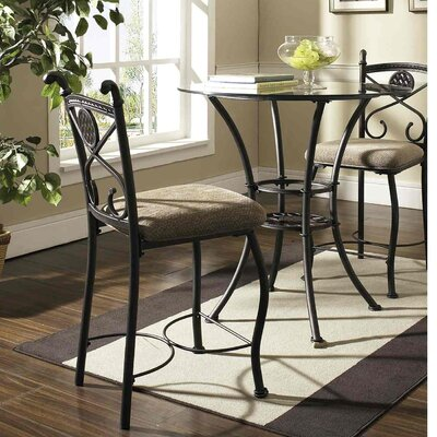 Steve Silver Furniture Brookfield 5 Piece Dining Set