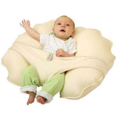 LeachCo Organic Smart Cuddle-U Original Nursing Pillow