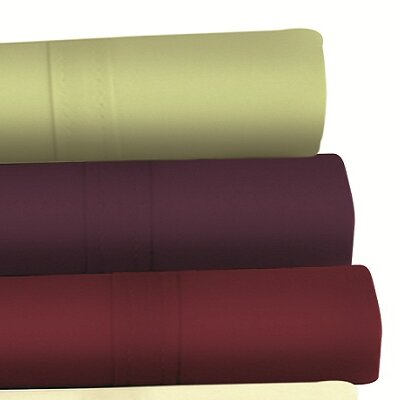Tribeca Living 500 Thread Count Egyptian Cotton 4 Piece Extra Deep