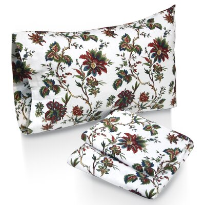 Rainforest Printed Sheet Set
