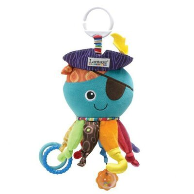 Lamaze Captain Calamari Play and Grow