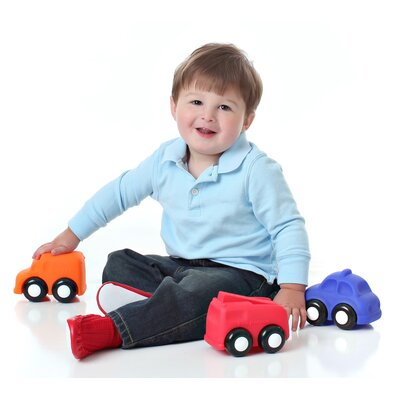 Get Ready Kids Chunky Vehicles Set (Set of 3)