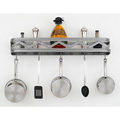 Sonoma Wall Mounted Pot Rack