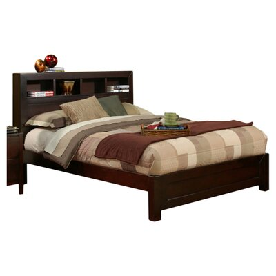 Alpine Furniture Solana Storage Platform Bed
