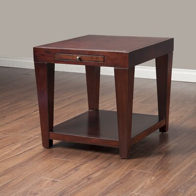 Alpine Furniture Wilmington End Table