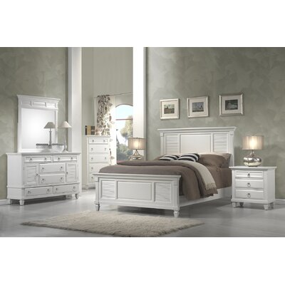 Winchester panel bedroom collection wayfair for Winchester bedroom furniture