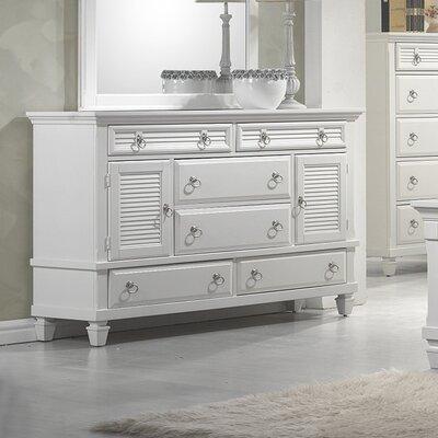 Winchester 6 Drawer Dresser Wayfair