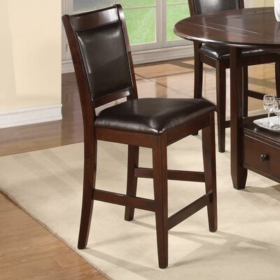 Alpine Furniture Morgan Bar Stool with Cushion