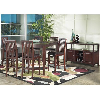 Alpine Furniture Anderson Dining Table Set