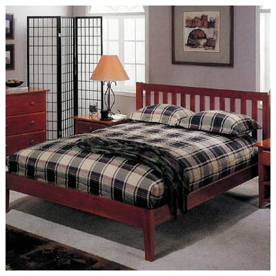 Alpine Furniture Portola Platform Bed
