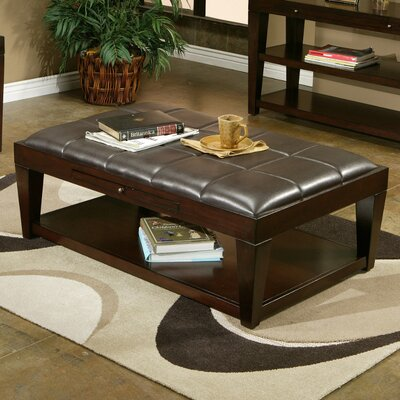Alpine Furniture Wilmington Coffee Table