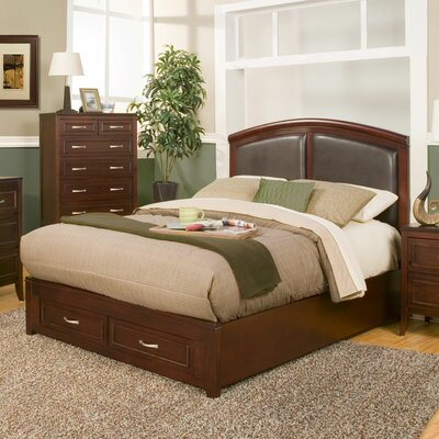Alpine Furniture Atherton Panel Bedroom Collection