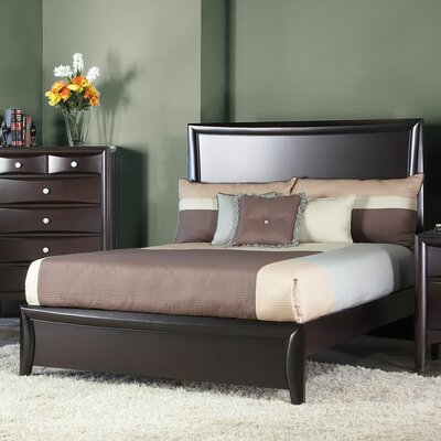 Alpine Furniture Laguna Panel Bedroom Collection