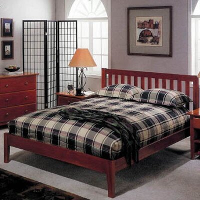 Alpine Furniture Portola Slat Bedroom Collection