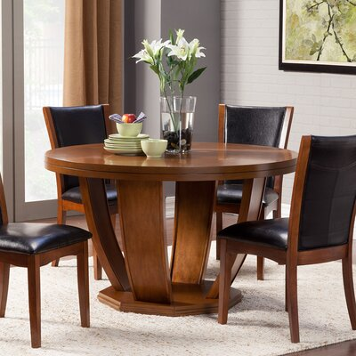 Alpine Furniture Delano Dining Table