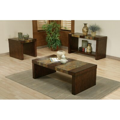 Alpine Furniture Sedona Coffee Table Set