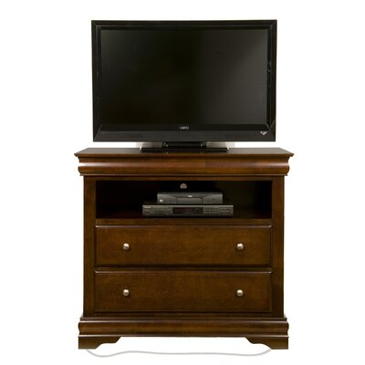 Chesapeake 2 Drawer TV Media Chest