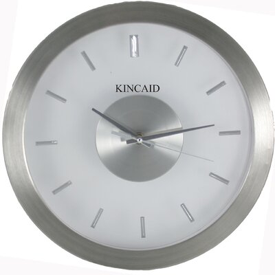 "Kincaid Clocks 12.5"" Wall Clock"
