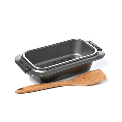 Anolon Advanced Loaf Pan and Insert Set