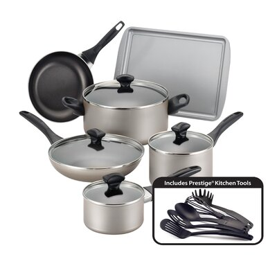 Nonstick 15-Piece Cookware Set