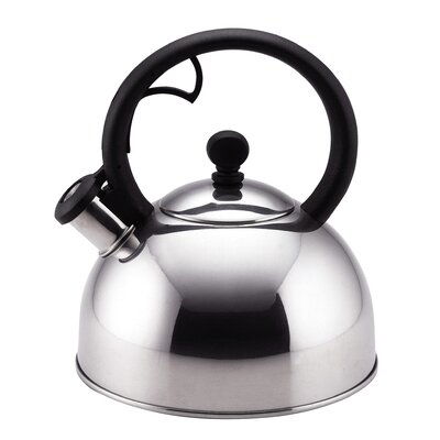 Farberware Classic Accessories Stainless Steel 2 Quart Sonoma Whistling Tea Kettle