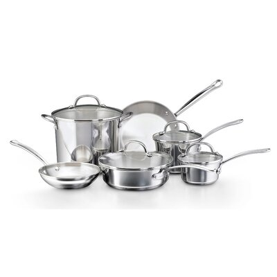 Farberware Millennium Cookware 10-Piece Cookware Set