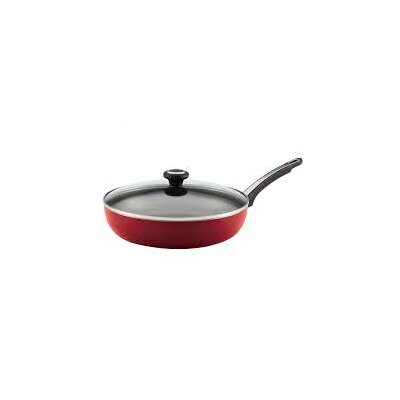 "Farberware 12"" Nonstick Skillet with Lid"