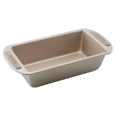 "Farberware Soft Touch Bakeware Nonstick Carbon Steel 9"" x 5"" Loaf Pan"