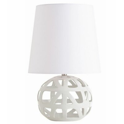 "ARTERIORS Home Wendy Web 22"" H Table Lamp with Empire Shade"