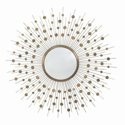 ARTERIORS Home Orion Large Convex Wall Mirror